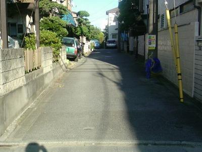 道路種別(どうろしゅべつ)