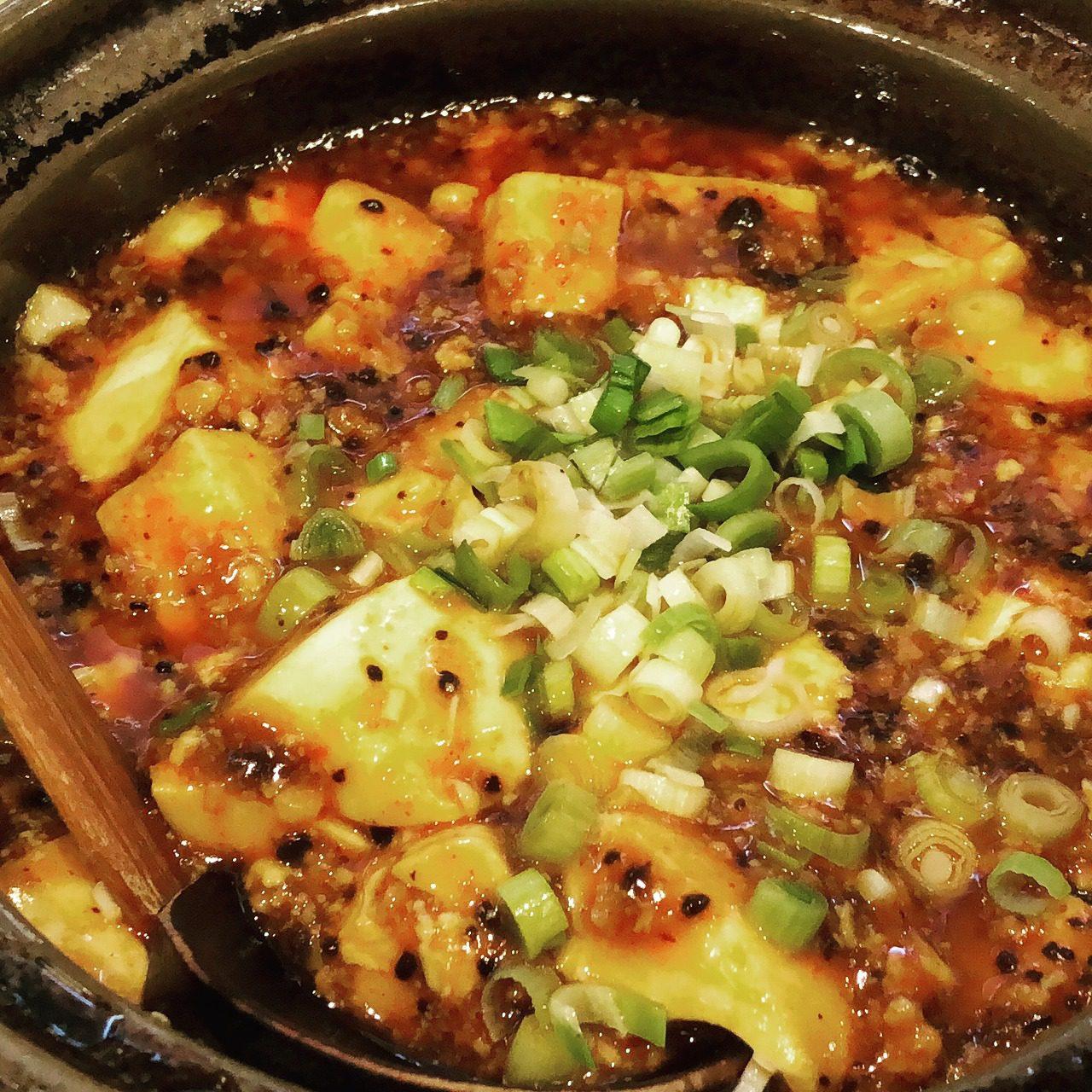 東急大井町線「尾山台」駅徒歩5秒!中国料理「崋山」の麻婆豆腐は飽きない優しいお味