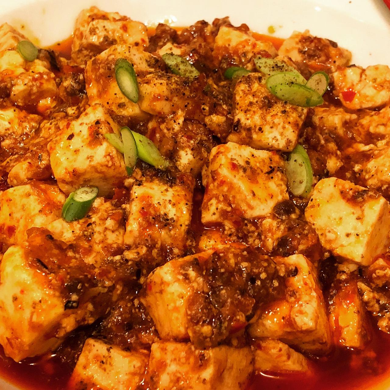 【麻婆豆腐】新宿「麻辣王豆腐」の麻婆豆腐は予想以上におとなしい味