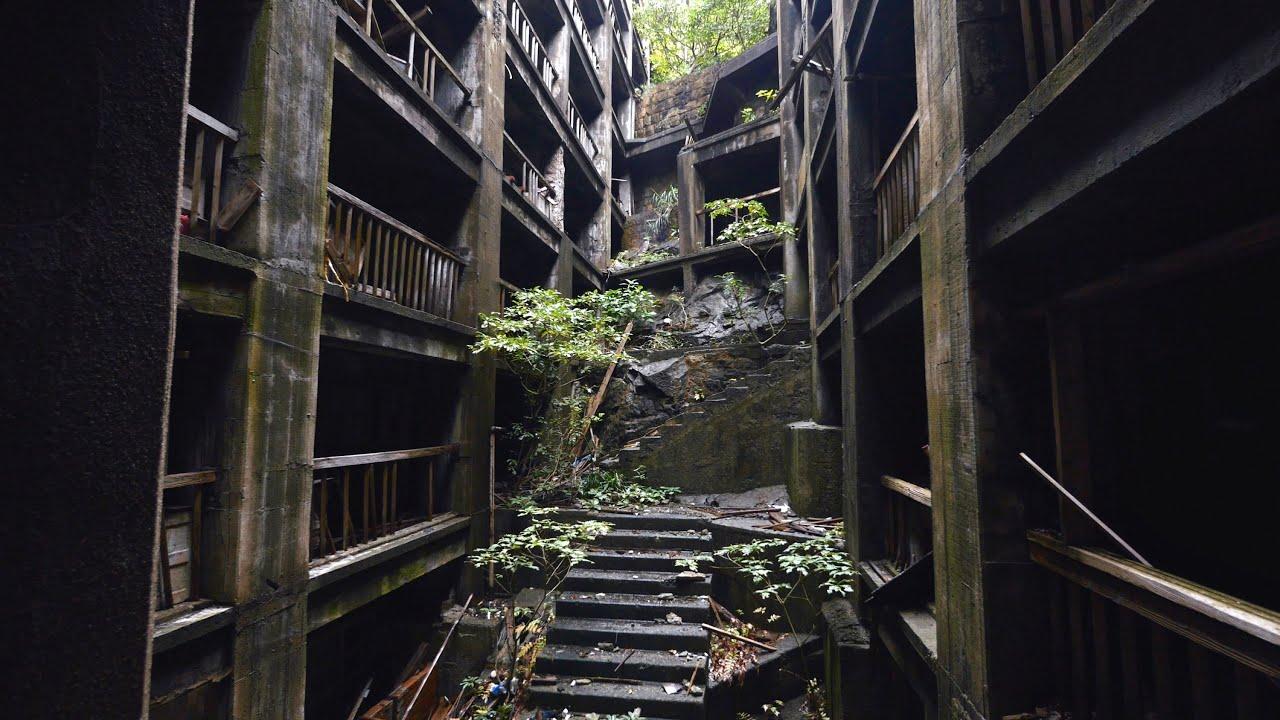 【長崎探訪】端島炭鉱(通称:軍艦島)へ上陸した