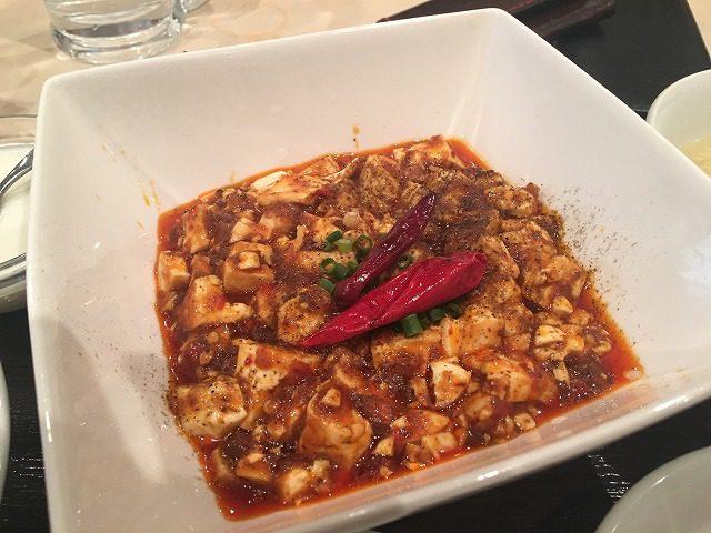 【麻婆豆腐】神保町にある四川料理「川国志(せんごくし)」は中辛がおススメ