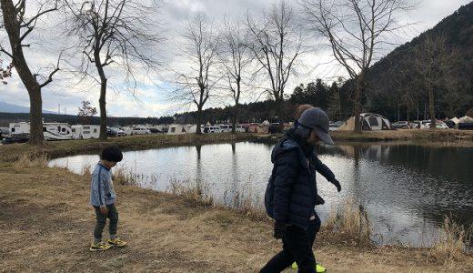 【静岡県】2019年のキャンプ納めは「ふもとっぱら」へ